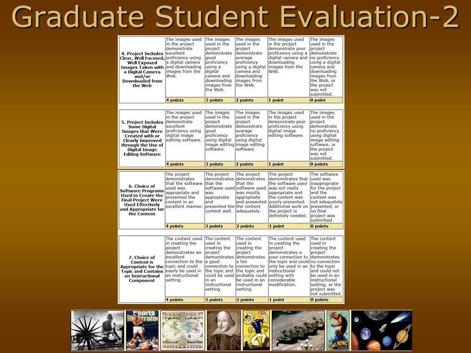 Graduate Student Evaluation-2