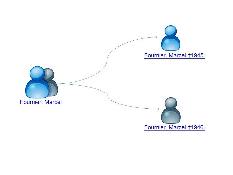 Fournier, Marcel Fournier, Marcel,1946- Fournier, Marcel,1945-