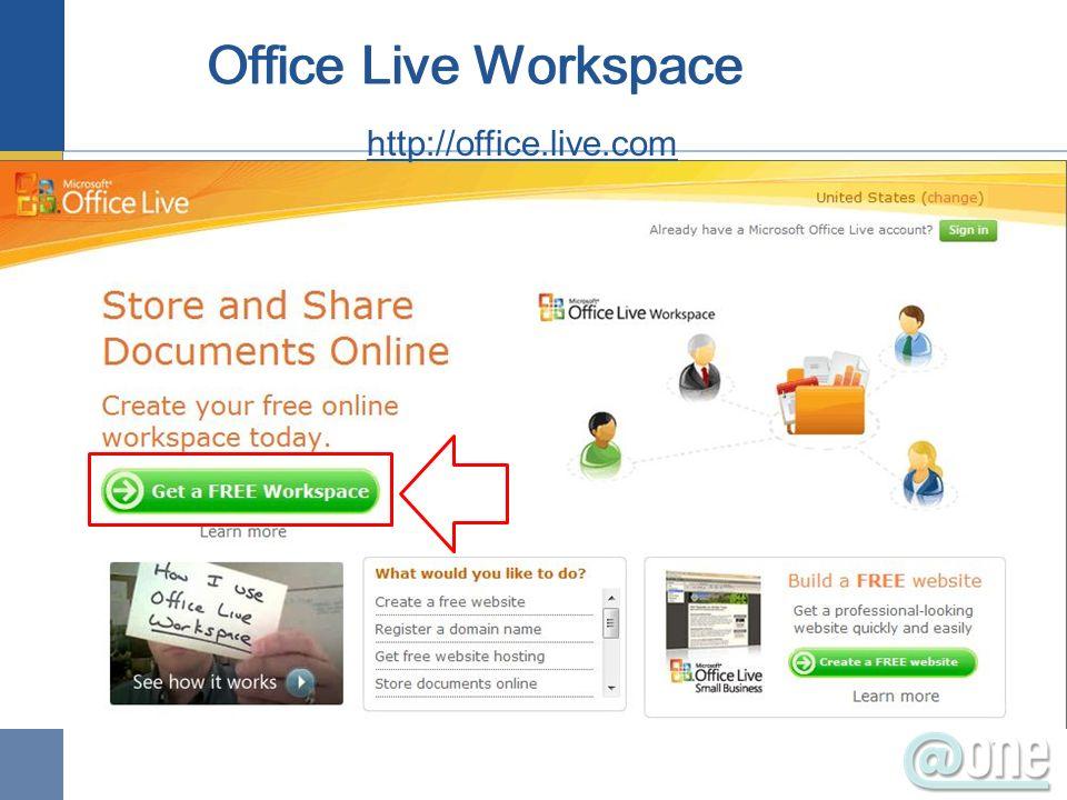 http://office.live.com