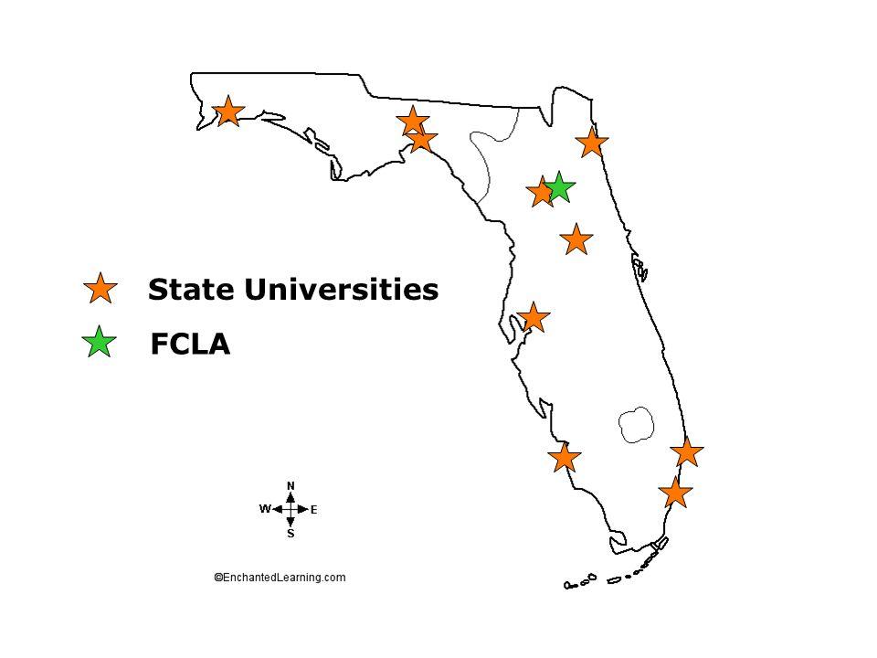 State Universities FCLA