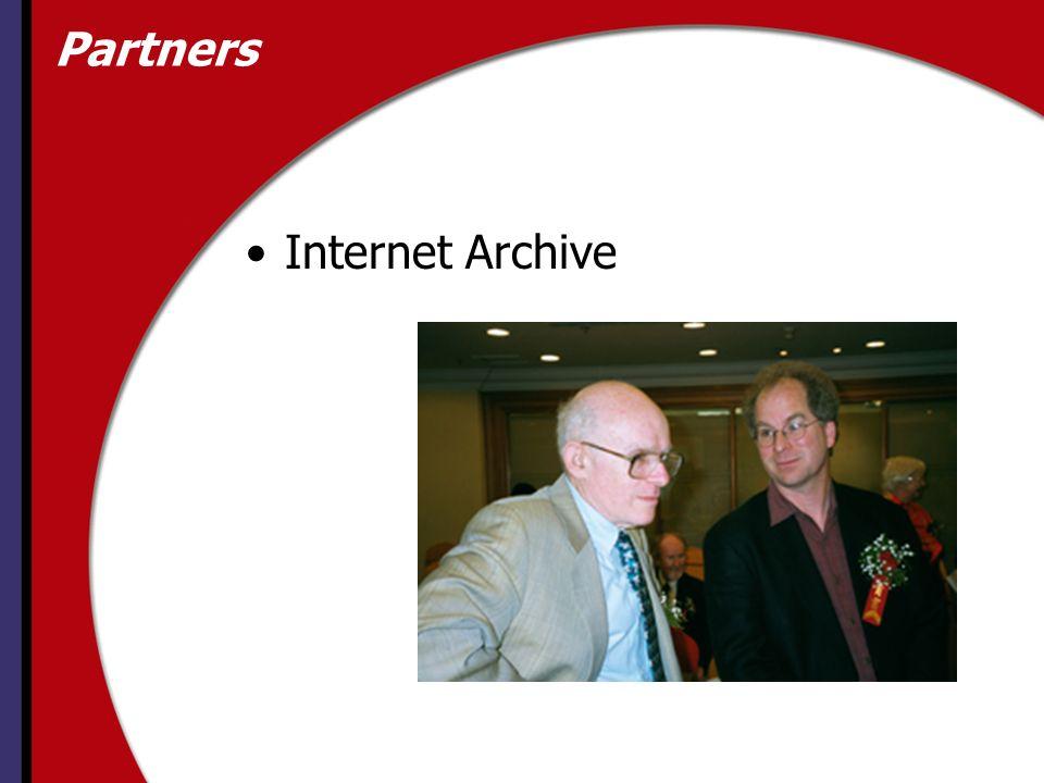 Partners Internet Archive