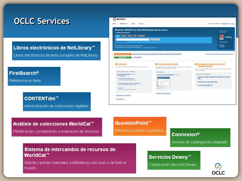OCLC Services