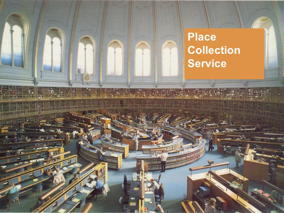 Place Collection Service Place Collection Service