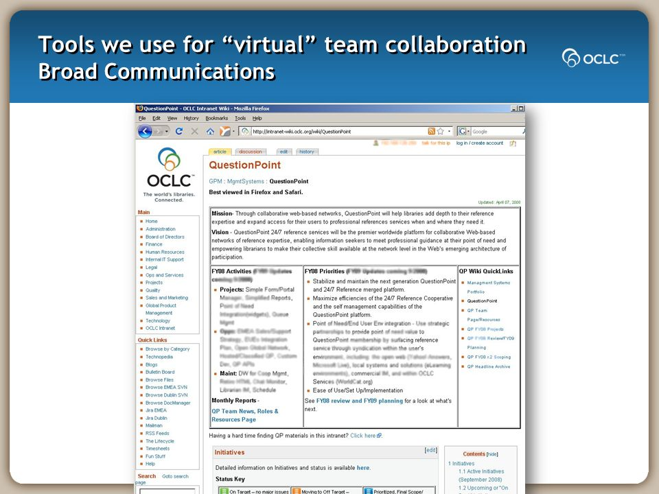 Tools we use for virtual team collaboration Broad Communications