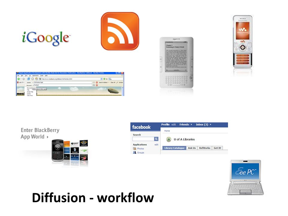 Diffusion - workflow