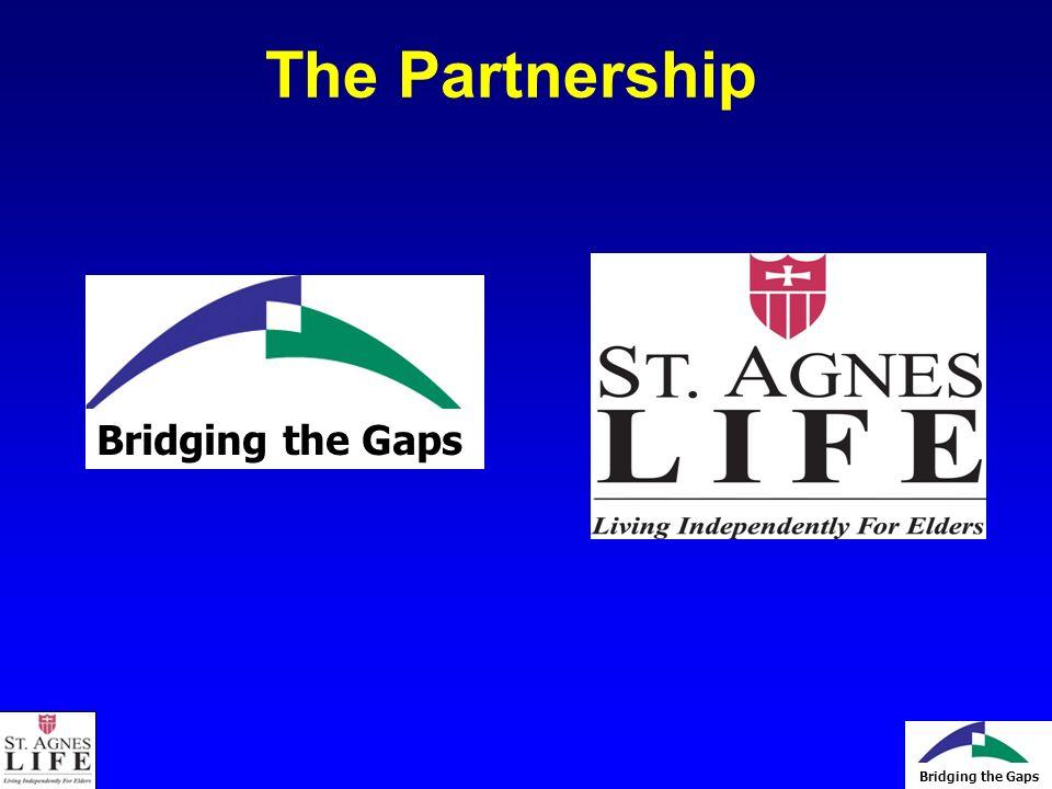 Bridging the Gaps The Partnership Bridging the Gaps