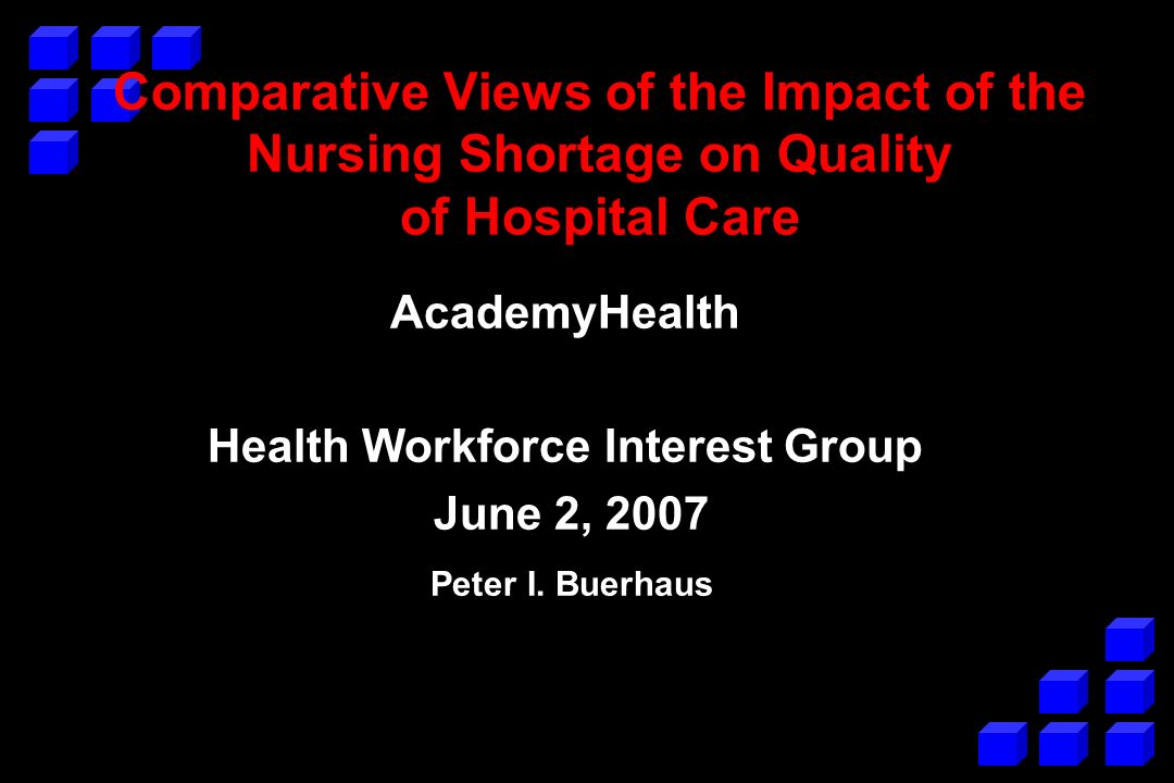 In the past year, have you observed any of the following as a result of nursing shortage.