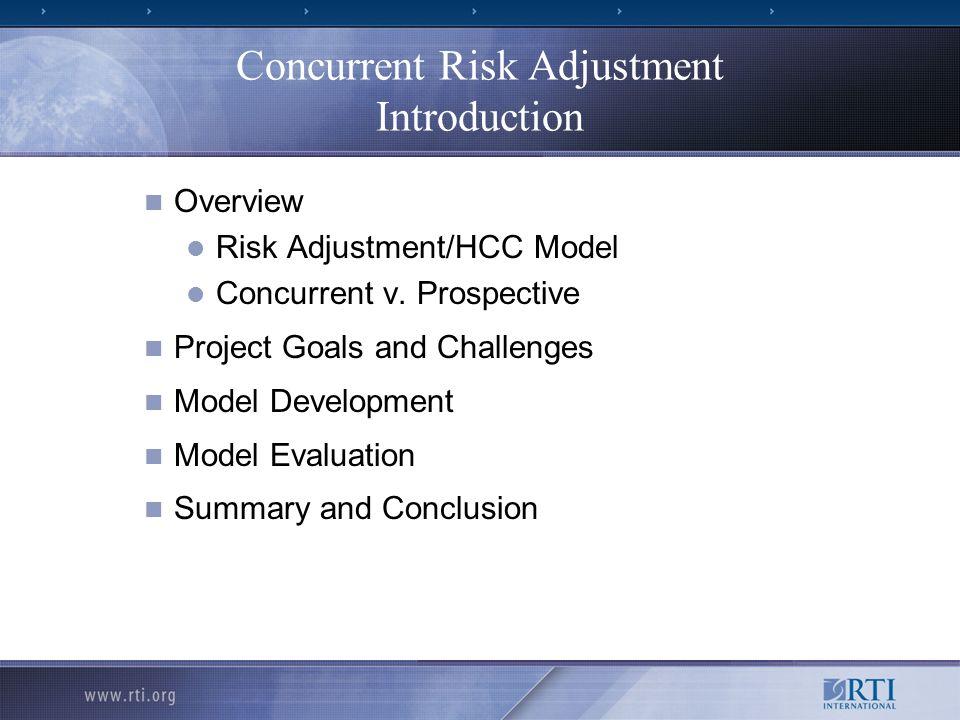 Model Evaluation Predictive Ratios by # of HCCs