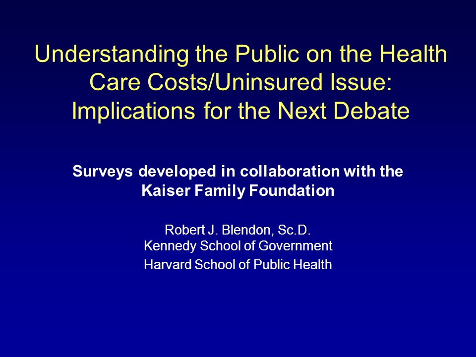 How Does the Public Learn the Health Policy Answers from the Media.