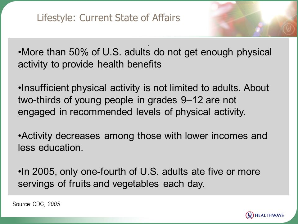 ……………… LifeStyle Lifestyle modification the combination of a proper diet physical activity behavior therapy is the cornerstone of treatment for obesity Source : Wadden et.al Lifestyle Modification for the Management of Obesity.