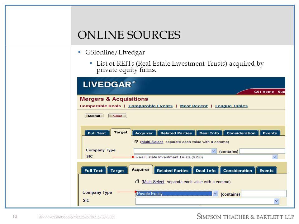 11 097777-0130-05566-NY02.2596628.1 5/30/2007 ONLINE SOURCES Bloomberg Harrahs Consortium Details