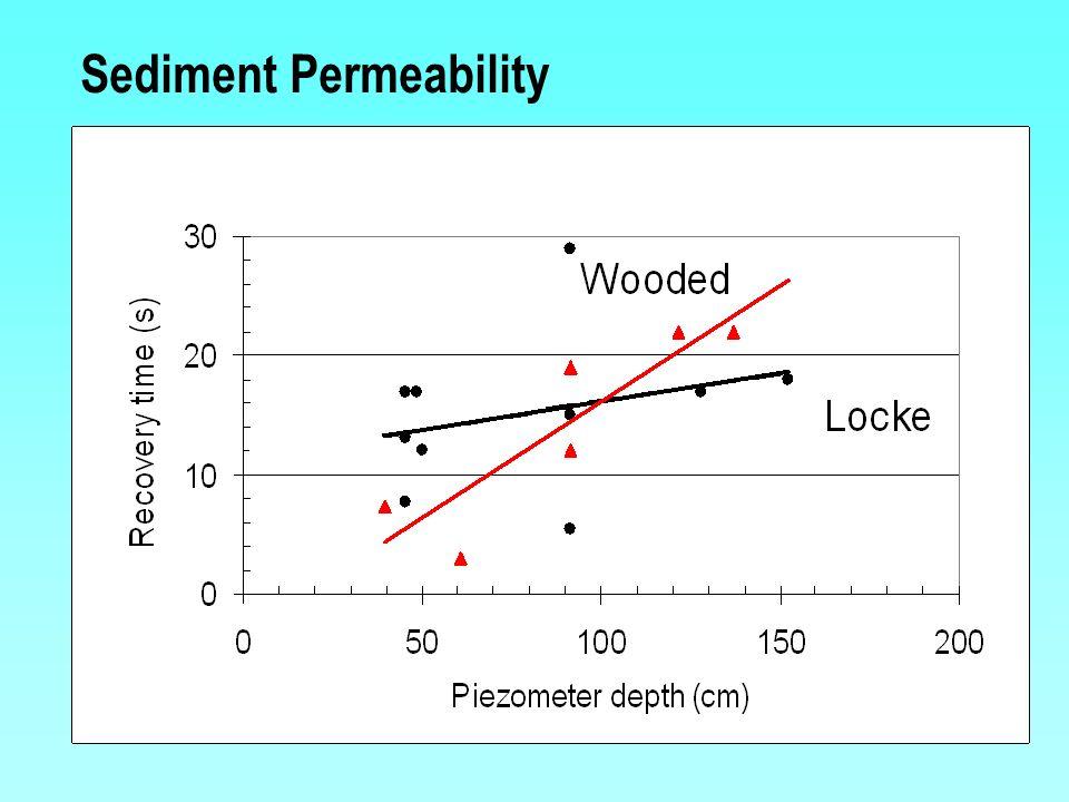Sediment Permeability