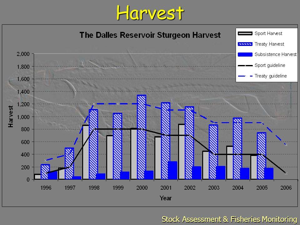 Harvest Stock Assessment & Fisheries Monitoring