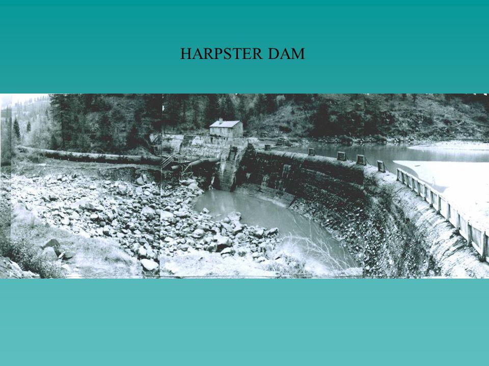 HARPSTER DAM