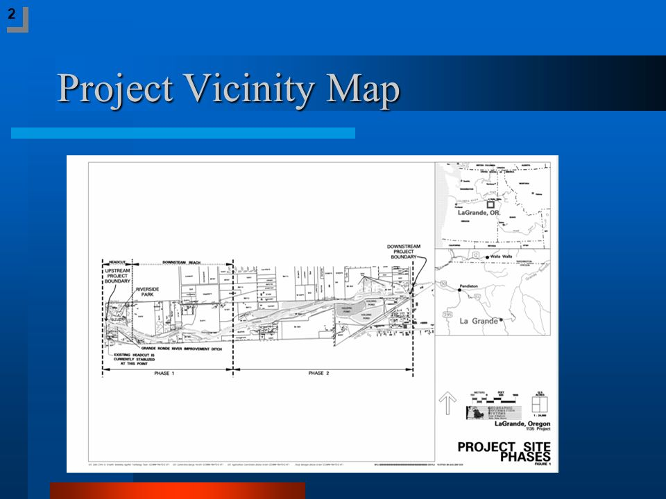 Project Vicinity Map 2 2