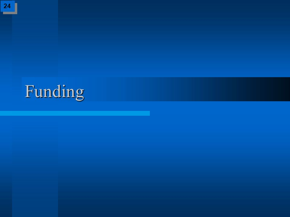 Funding 24