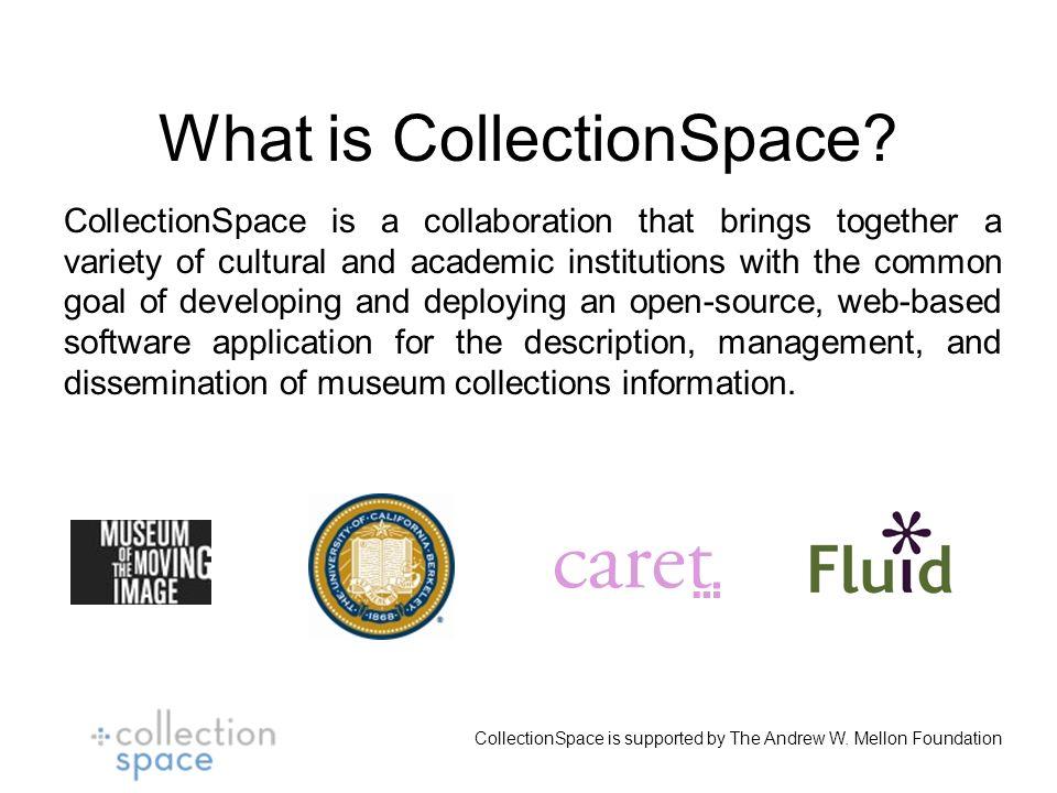 CollectionSpace Architecture and Deployment Model Patrick Schmitz U.C.