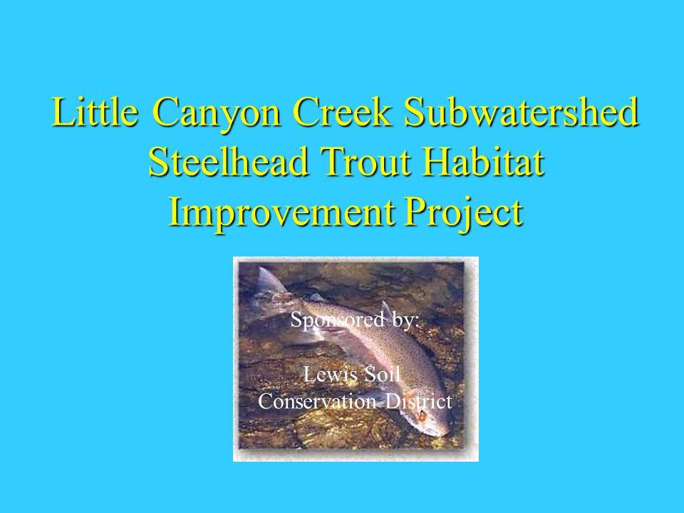 111,000 tons Nez Perce Tribe 2003 and 2004 Fish abundance and presence Habitat Water quality Migration studies BLM, NPT, DEQ 1994 through 2004 Fish abundance and presence Habitat Water quality