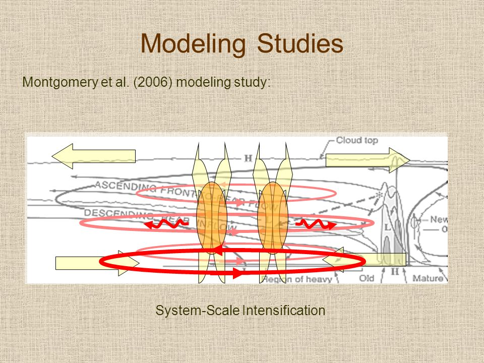 Modeling Studies Montgomery et al. (2006) modeling study: System-Scale Intensification