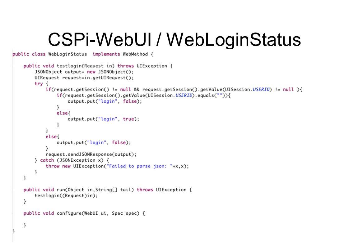 CSPi-WebUI / WebLoginStatus