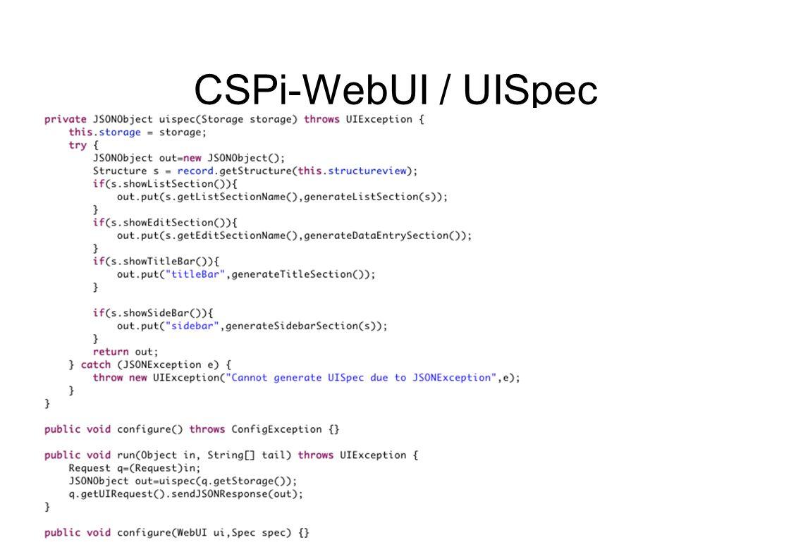 CSPi-WebUI / UISpec