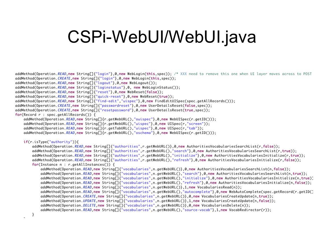CSPi-WebUI/WebUI.java