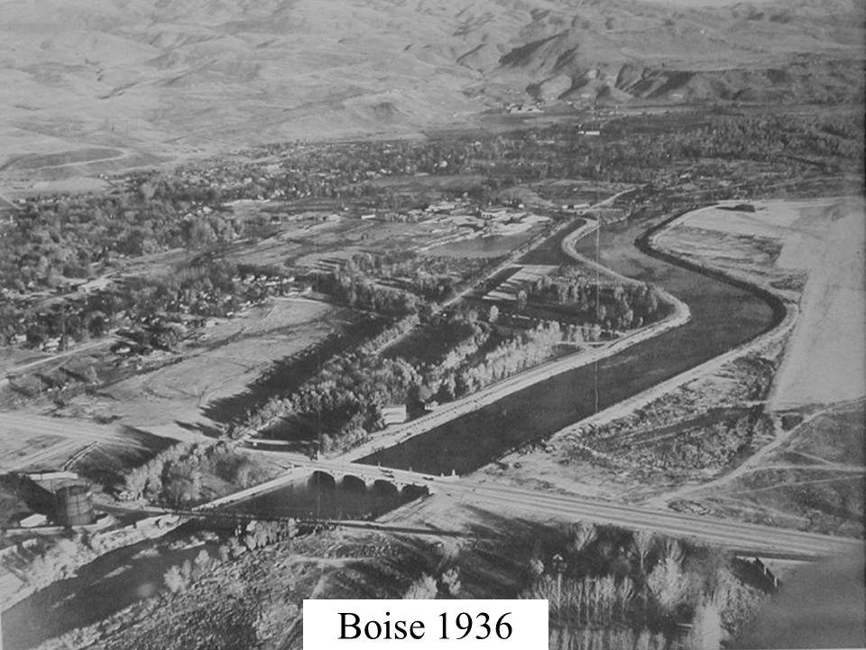 Boise 1936
