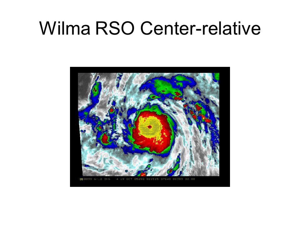 Wilma RSO Center-relative