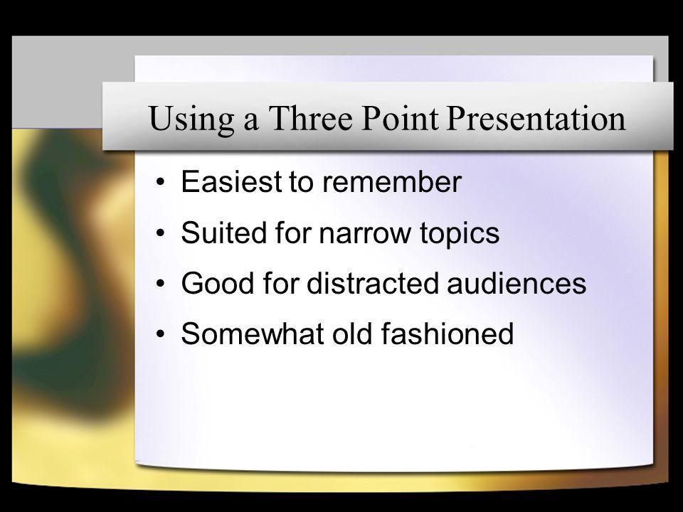 © Wilder Presentations (www.wilderpresentations.com) Trends