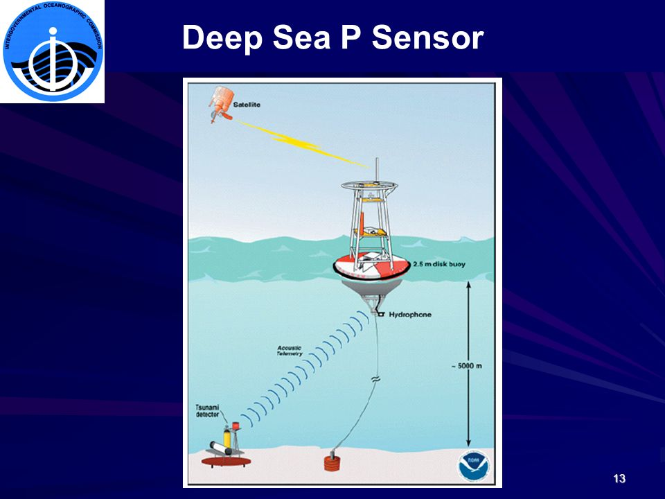 13 Deep Sea P Sensor