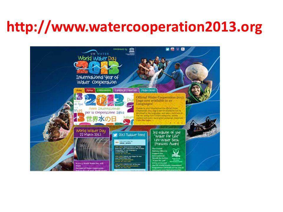 http://www.watercooperation2013.org
