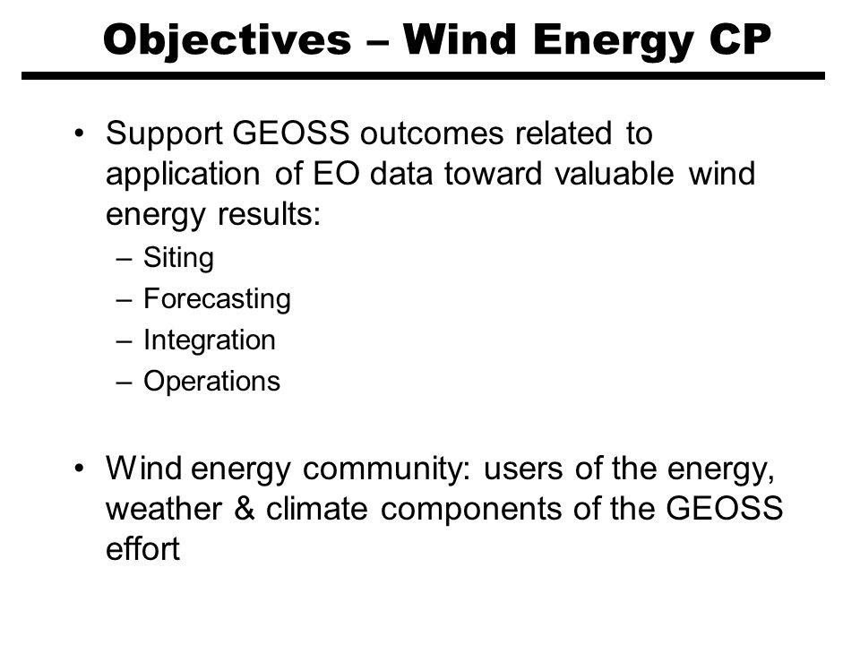 Societal Benefit Why Wind Energy Now.