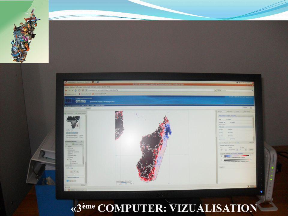 «3 ème COMPUTER: VIZUALISATION