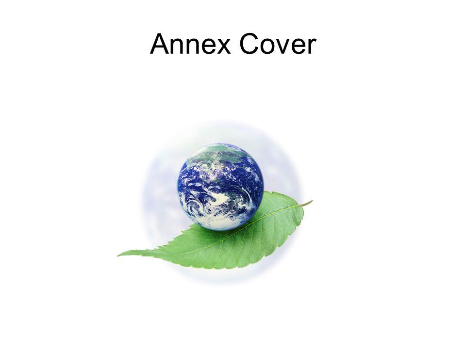 Annex Cover