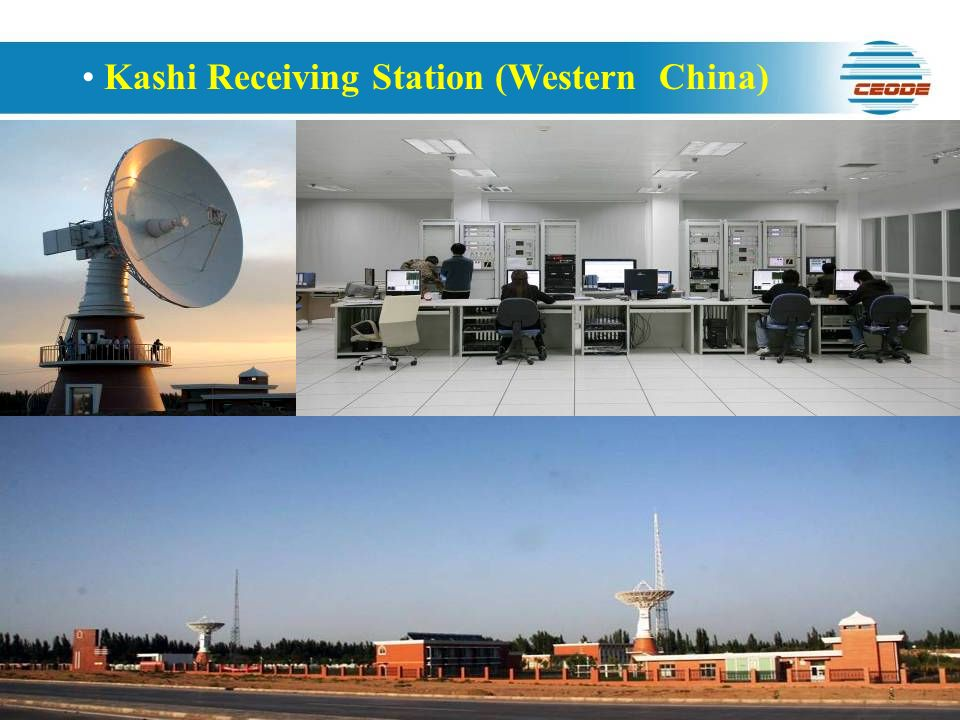 Kashi Receiving Station (Western China)