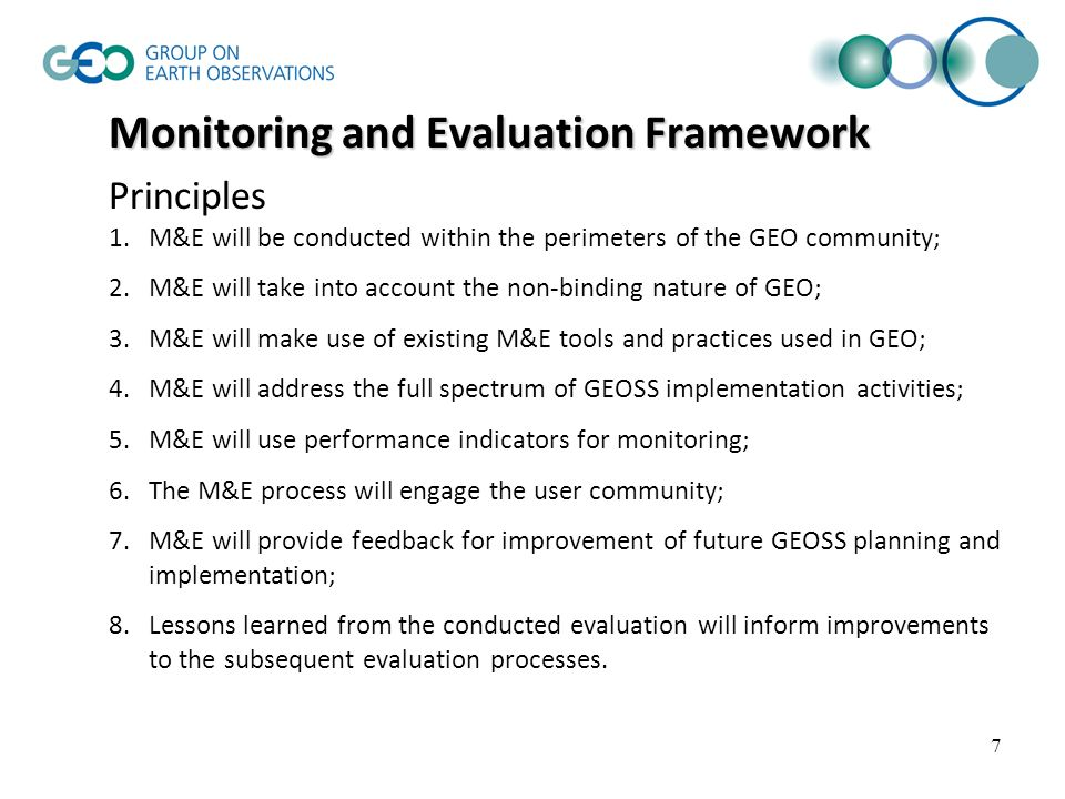 18 Timeline of Evaluation Activities 18