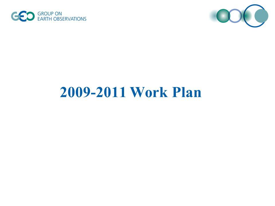 2009-2011 Work Plan