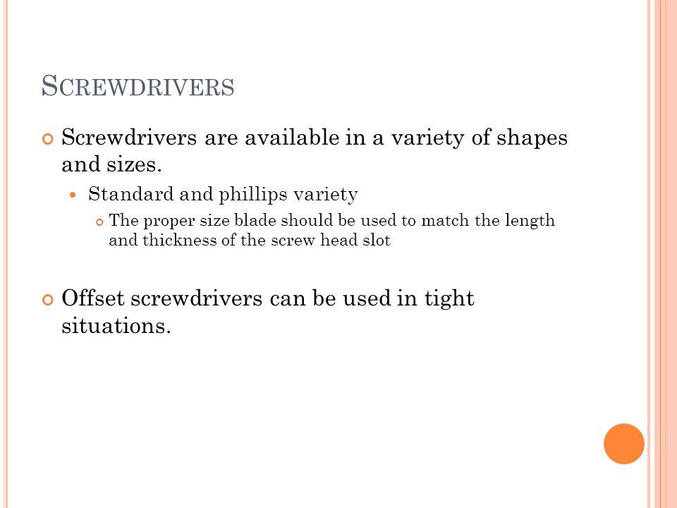 A NSWER A.B.C. D. Water Pump Pliers Slip Joint Pliers Lineman Pliers Needle Nose Pliers
