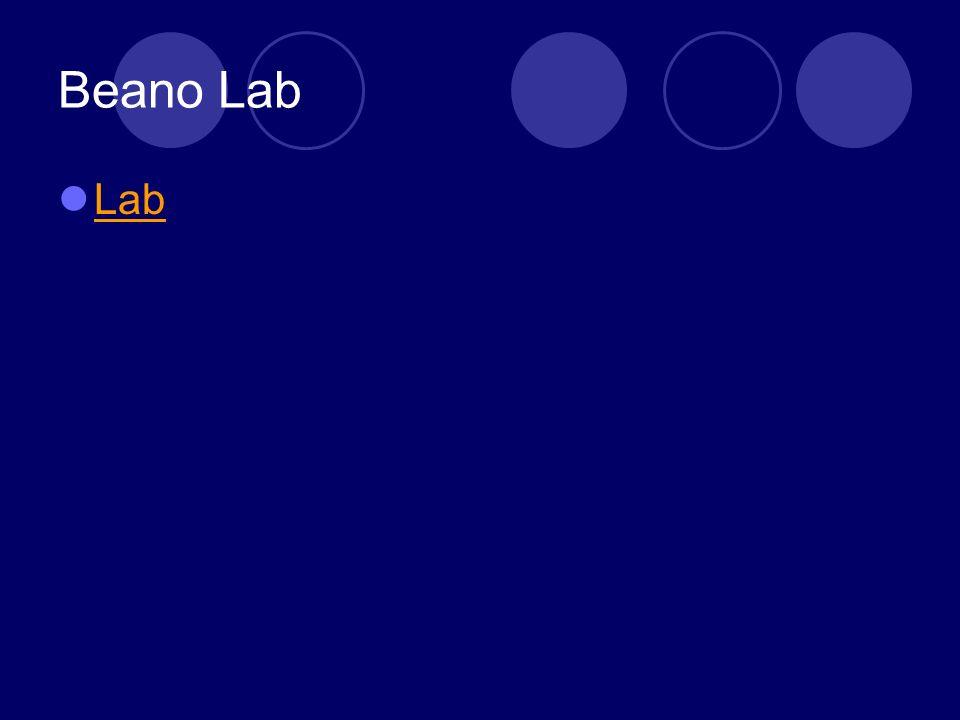 Beano Lab Lab