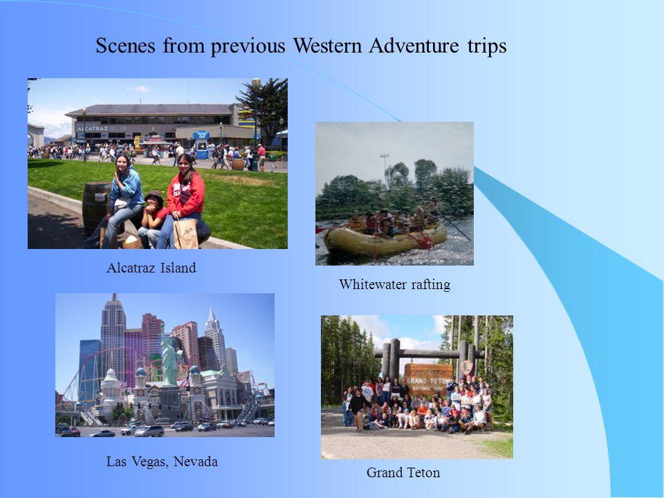Western Adventure Fly to Phoenix, Arizona –Motor coach tour of the Western U.S. –Yellowstone Park, Grand Teton, Grand Canyon –San Francisco, Reno, Lak