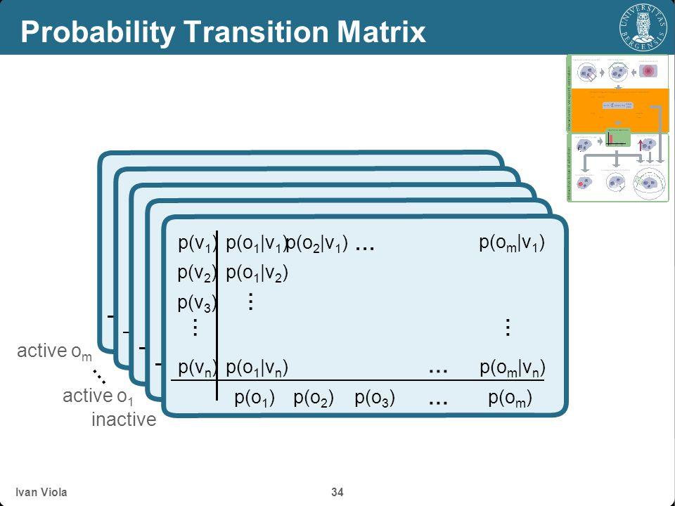 Ivan Viola 33 Visibility Computation o 0 = object 0 o 1 = object 1 r = ray r 0 = sub-ray 0 r 1 = sub-ray 1 r 2 = sub-ray 2
