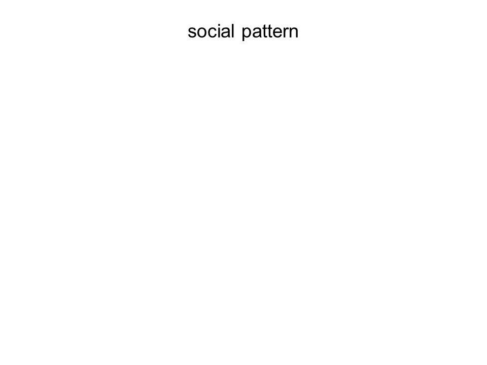 social pattern