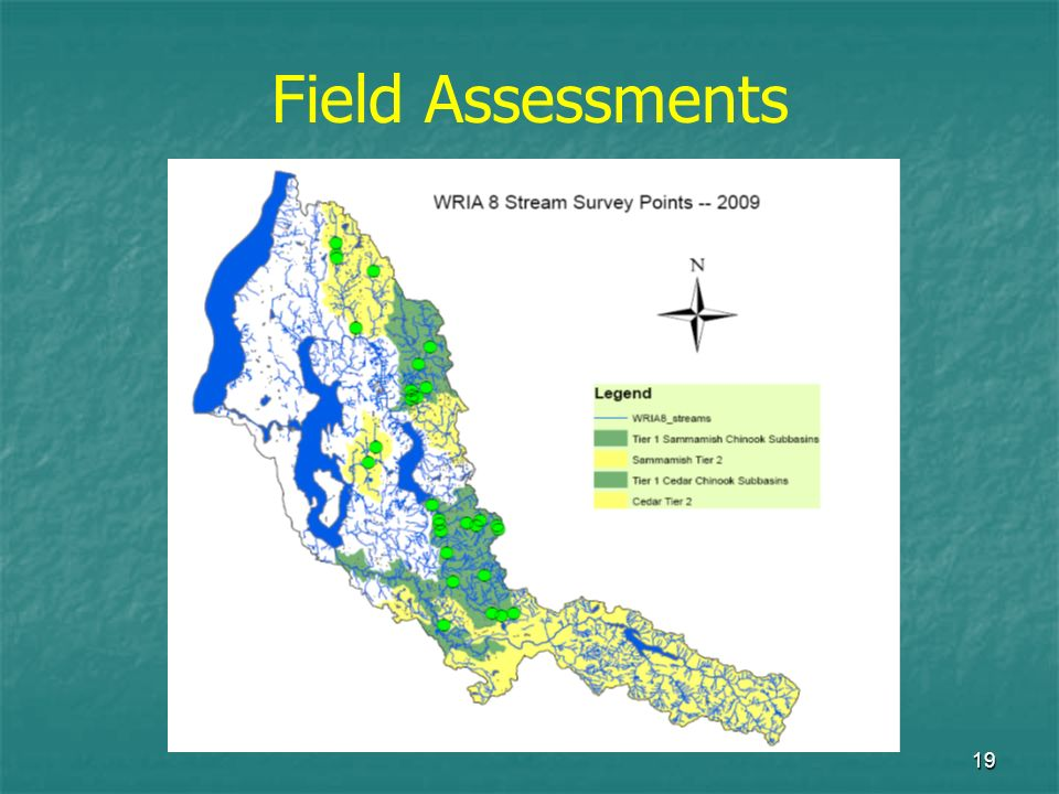 19 Field Assessments