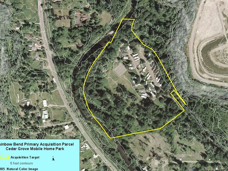 Project Subcommittee Recommendations # 5 Squak Valley Park/Issaquah Creek Restoration Project # 5 Squak Valley Park/Issaquah Creek Restoration Project City of Issaquah City of Issaquah Match: $375,000 Match: $375,000 Request: $350,000 Request: $350,000 Recommend: $0 Recommend: $0 Restore and reconnect the historic floodplain & stream channel.