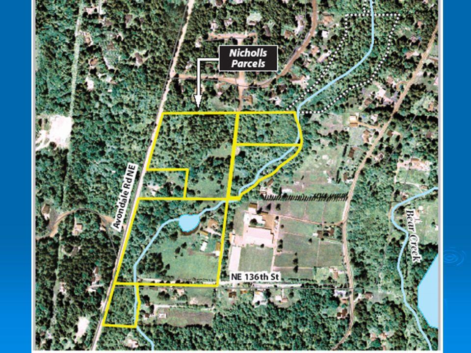 #2 Cottage Lake Creek Conservation Parcel Map