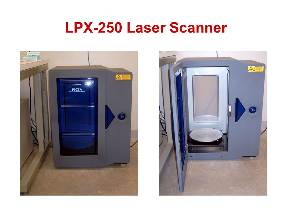 LPX-250 Laser Scanner