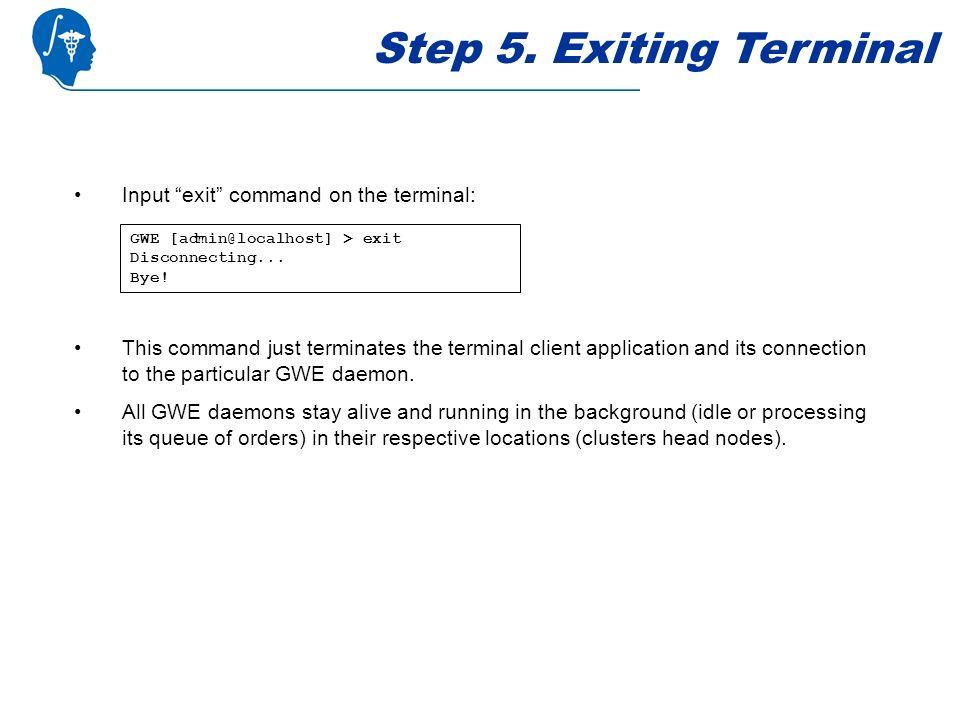 Step 5.
