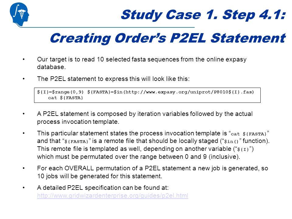 Study Case 1.