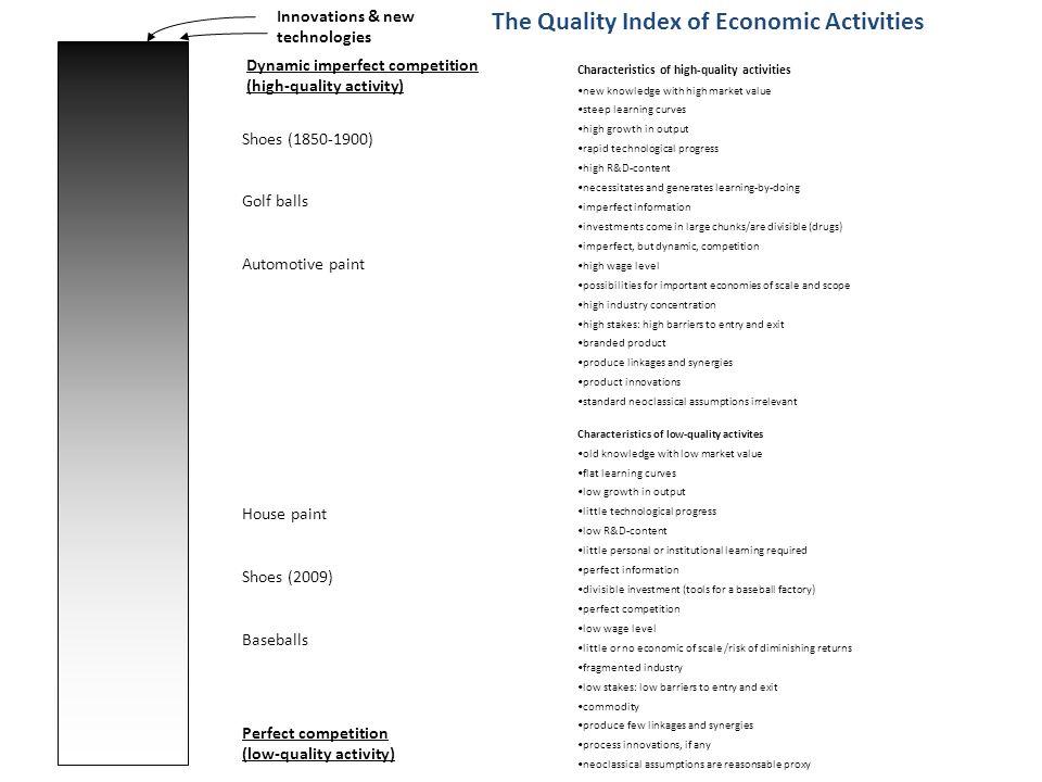 The Virtuous Circles of Economic Development: Marshall Plans Source: Reinert (1980), p.