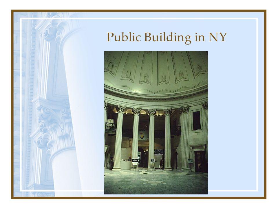 Public Building in NY